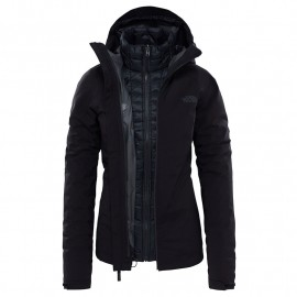 The North Face W THERMOBALL TRI JKT TNF BLACK