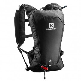 SALOMON AGILE 6 SET BLACK BLACK