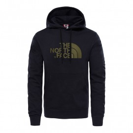 The North Face M LIGHT DREW PEAK PULLOVER HOO TNF LIGHT GREY HEATHER