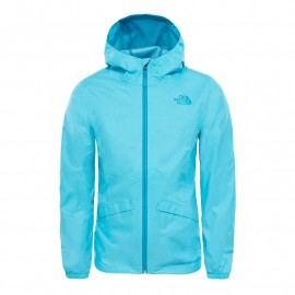 chaqueta THE NORTH FACE zipline rain curacao blue