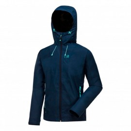 chaqueta MILLET fitz roy 2,5L navy mujer