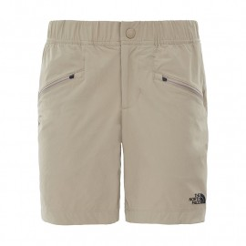 pantalons THE NORTH FACE extent II dune beige dona