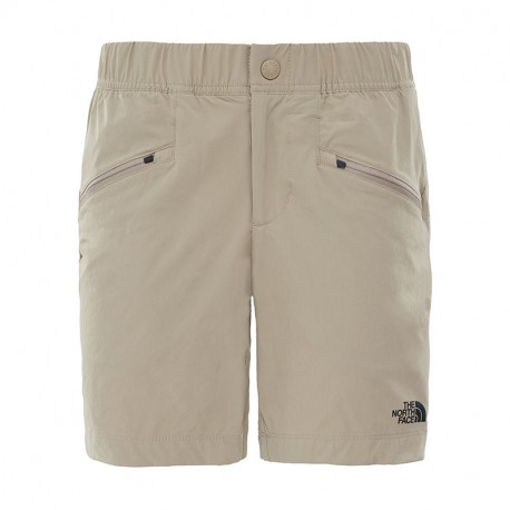 The North Face W EXTENT II SHORT DUNE BEIGE