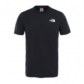 camiseta THE NORTH FACE extent II negro