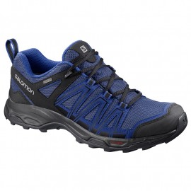 zapatillas SALOMON eastwood gt azul