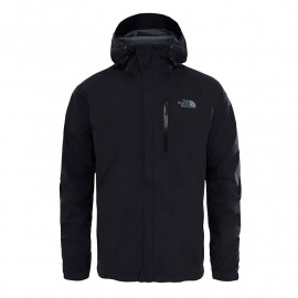 chaqueta THE NORTH FACE dryzzle negra