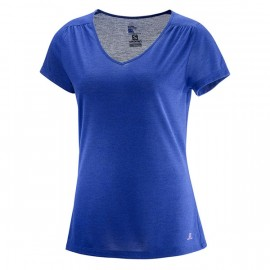 SALOMON ELLIPSE SS TEE W SURF THE WEB