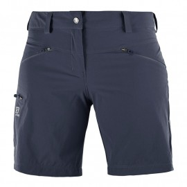 SALOMON WAYFARER SHORT W GRAPHITE
