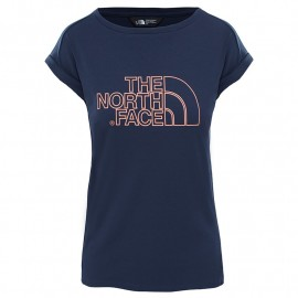 camiseta THE NORTH FACE extent II tech mujer