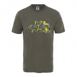 The North Face M EXTENT II LOGO TEE