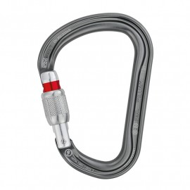 mosquetón PETZL william screw-lock