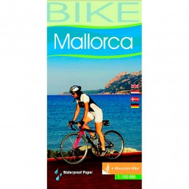 Mapa ALPINA Mallorca bike