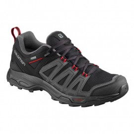 SALOMON EASTWOOD GTX BLACK BLACKMAGNETBARBADOSCHERRY