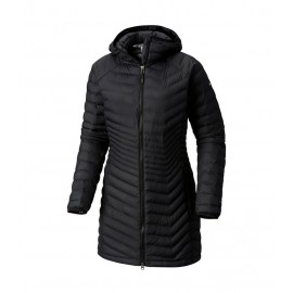 COLUMBIA POWDER LITE MID JACKET BLACK