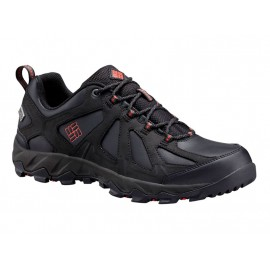 COLUMBIA PEAKFREAK LOW BLACK