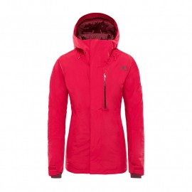The North Face W DESCENDIT JACKET CERISE PINK