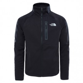 The North Face M CANYONLANDS SOFT SHELL JACKET TNF BLACK