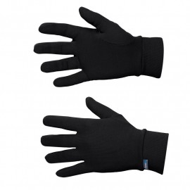 ODLO GLOVES WARM GUANTE BLACK PIRATE