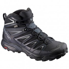 SALOMON X ULTRA 3 MID GTX BLACK