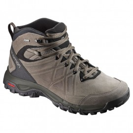 SALOMON EVASION MID GTX MARRON