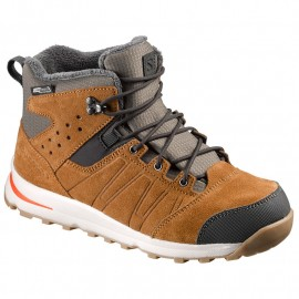 botas SALOMON utility ts junior