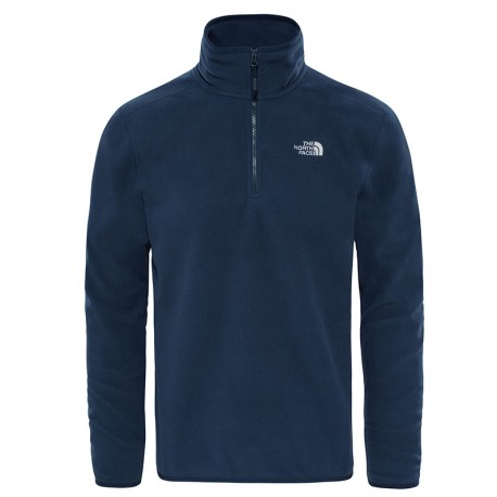 Forro polar outdoor THE NORTH FACE M 100 Glacier 1 4 Zip