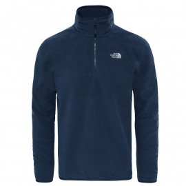 forro polar THE NORTH FACE glacier 1/4 zip