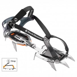 crampones BLACK DIAMOND contact strap