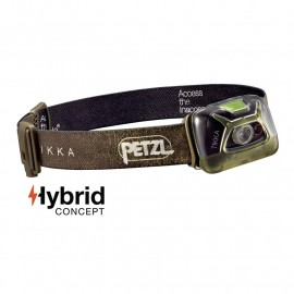 headlamp PETZL tikka