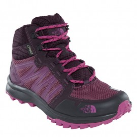 botes THE NORTH FACE litewave mid GORE TEX® w