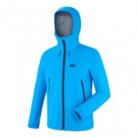 chaqueta MILLET fitz roy 2,5L electric blue