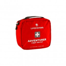Lifesystems ADVENTURE FIRST AID KIT RED