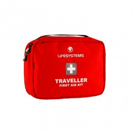 Lifesystems TRAVELLER FIRST AID KIT RED