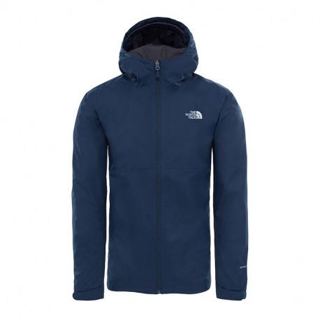 The North Face M EXTENT II SHELL JACKET TNF BLACK CLASSIC GREEN df8b9f6eb5a4