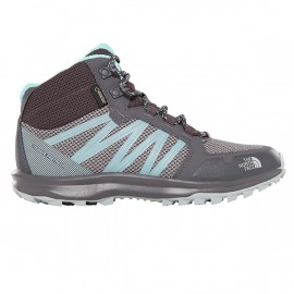 The North Face W LITEWAVE FASTPACK MID GTX (G BLACKEND PEARL/AQUA SPLSH
