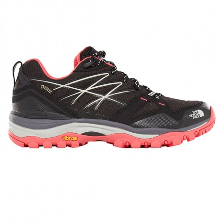 The North Face W HEDGEHOG FASTPACK GTX TNF BLACK/ATOMIC PINK
