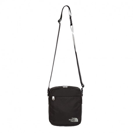 The North Face CONVERTIBLE SHOULDER BAG TNF BLACK/HIGH RISE GREY
