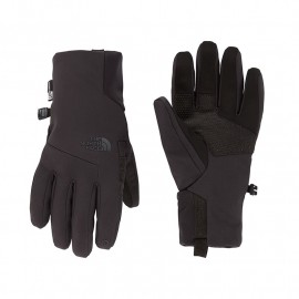 The North Face W APEX+ ETIP GLOVE TNF BLACK