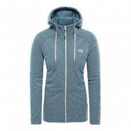 Forro polar THE NORTH FACE mezzaluna mujer