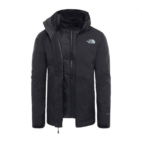 chaqueta THE NORTH FACE arashi II triclimate