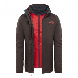 The North Face M ARASHI II TRICLIMATE JACKET BITTERSWEET BROWN