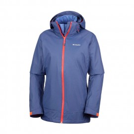 chaqueta 3en1 COLUMBIA on the trail mujer