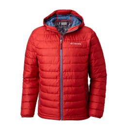 jaqueta COLUMBIA powder lite hooded