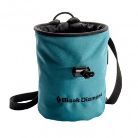 Black Diamond MOJO CHALK BAG BLAU