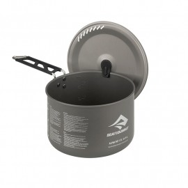 SEA TO SUMMIT ALPHA POT 3,7 L STEEL