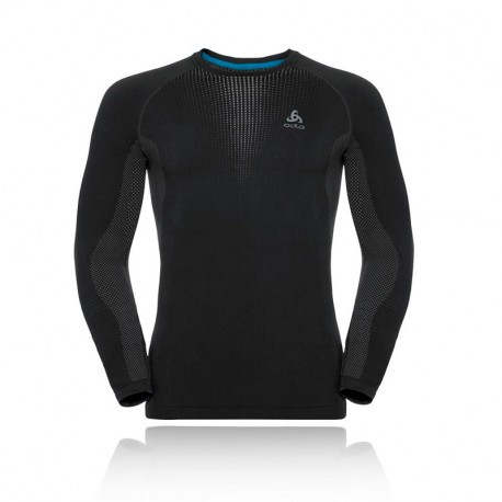 ODLO PERFORMANCE WARM LS BLACK