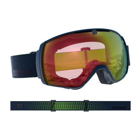 SALOMON GOGGLES XT ONE PH DRESS BLUE