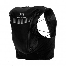 SALOMON ADV SKIN 12 SET BLACK BLACK