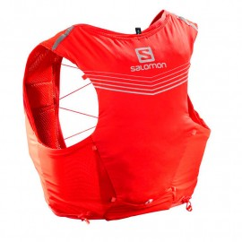 SALOMON ADV SKIN 5 SET FIERY RED FIERY RED