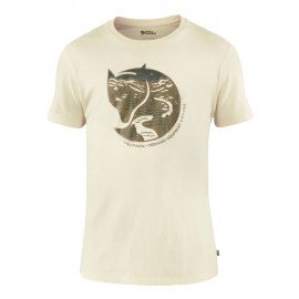 FJALL RAVEN ARCTIC FOX T-SHIRT M CHALK WHITE